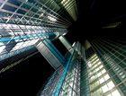 Twin towers1 Munich
