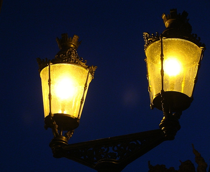 Twins light