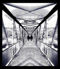 Twins On Bridge