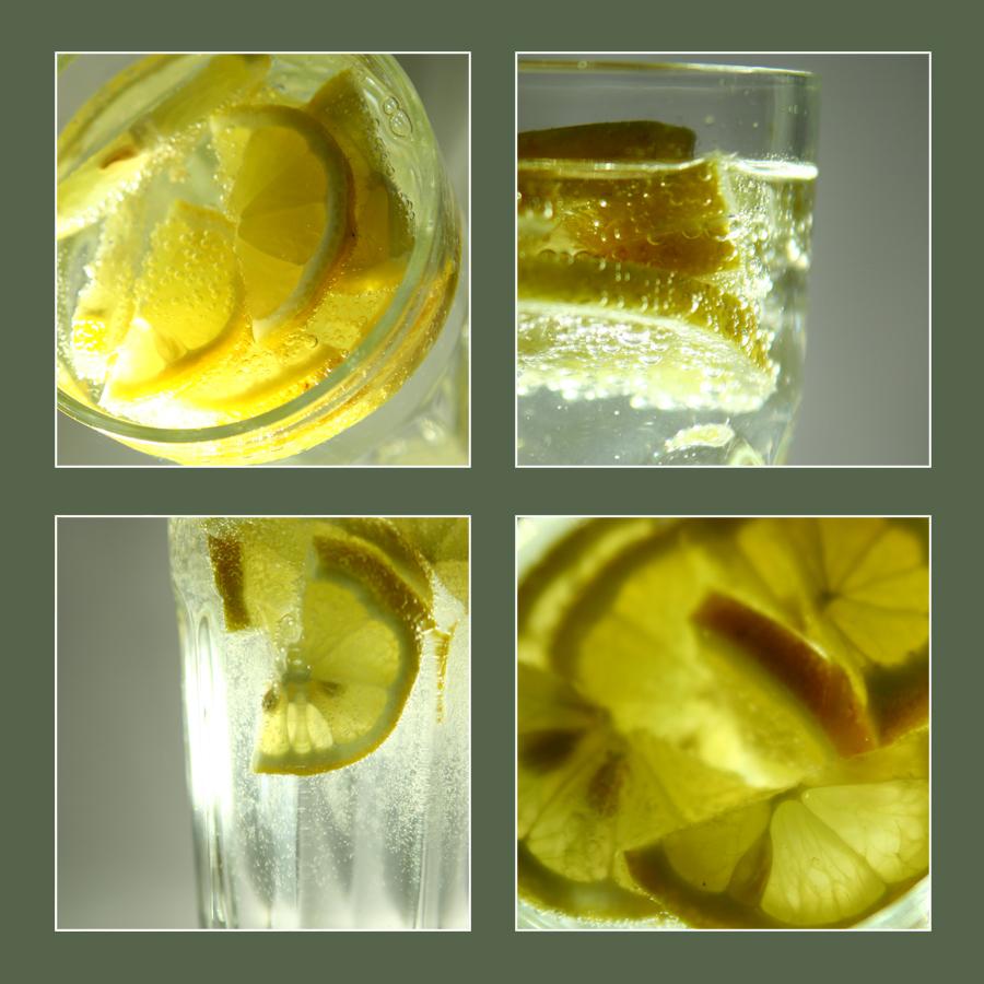 twist of lemon