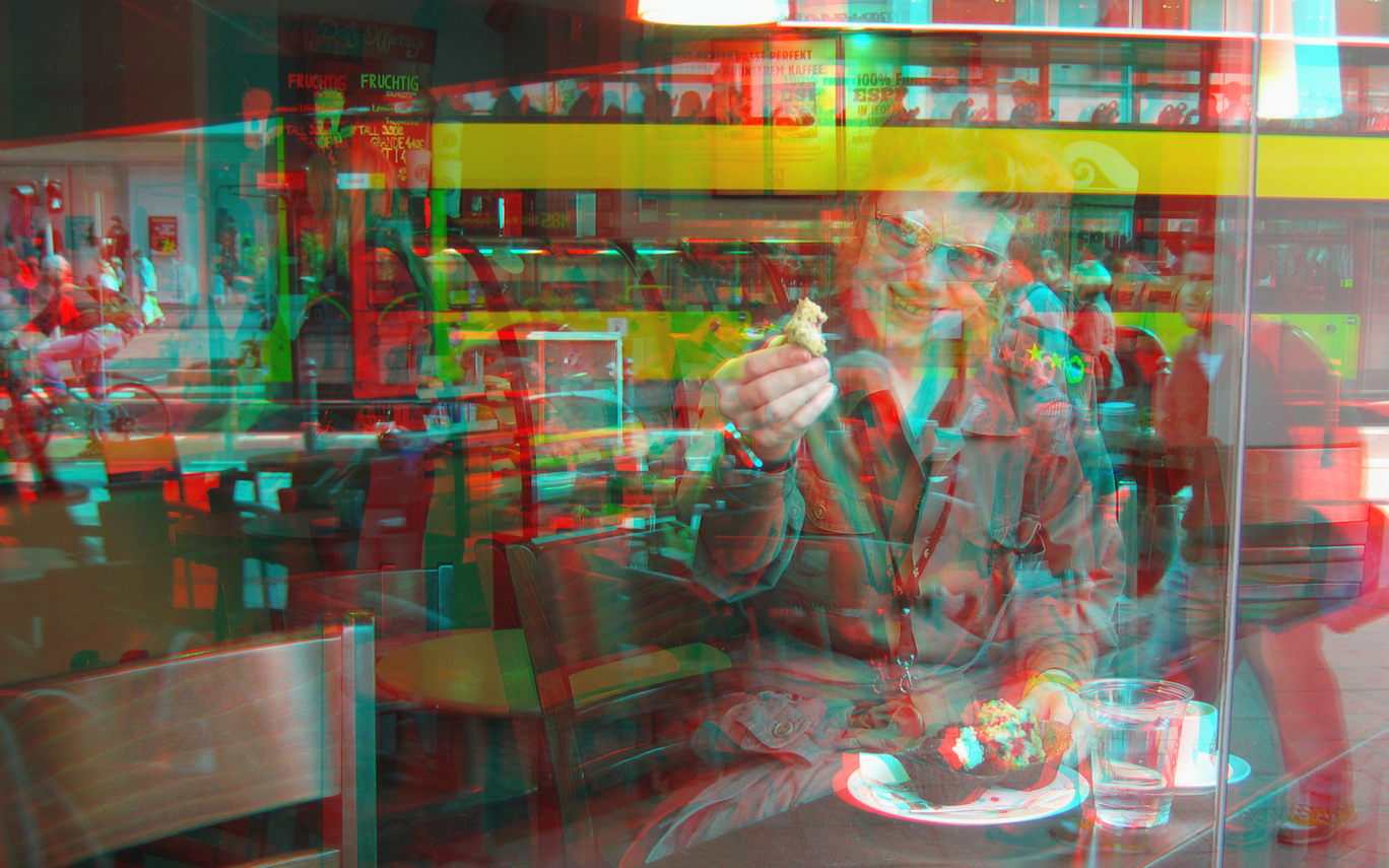 two in one  (3D-Foto)