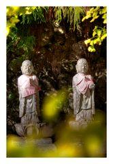 Two Stone Buddha