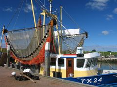 TX24, Fischerei auf Texel