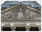 Tympanon am Reichstag