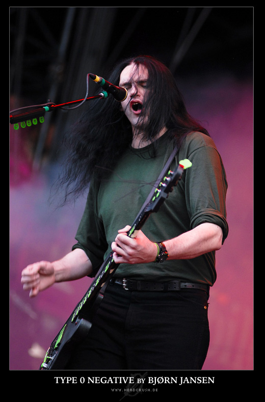 Type 0 Negative | Rock am Ring ´07