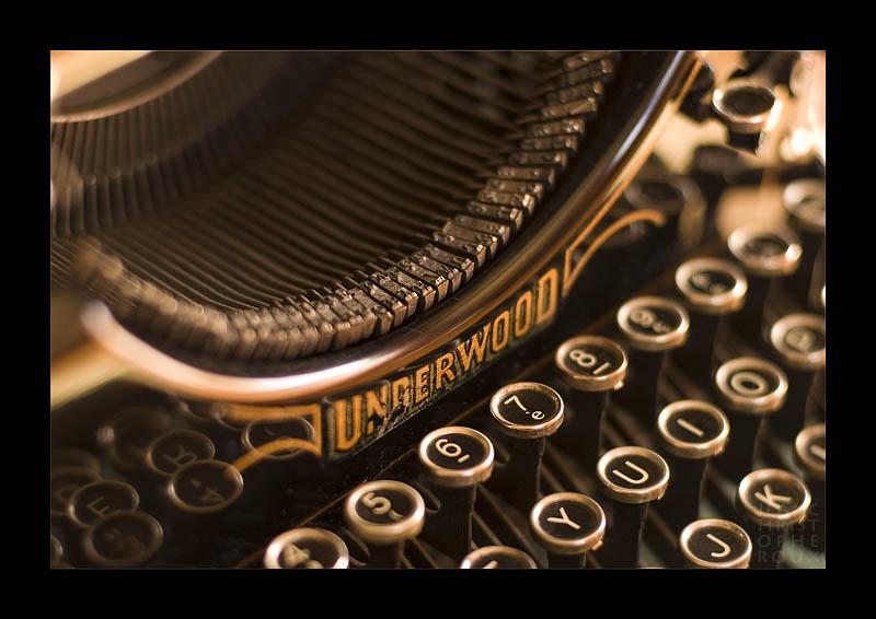 Type-writer.