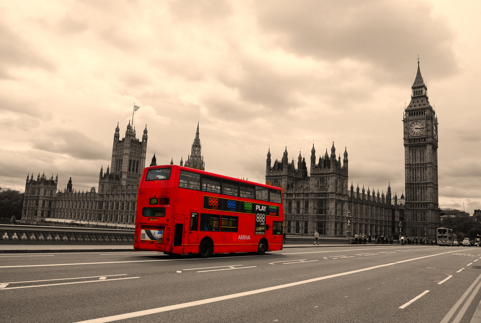 TYPICAL OF LONDON