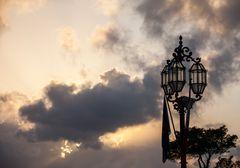 Typical Valetta Lantern -