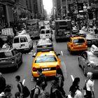 Typisch für Manhattan