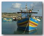 Typisches Fischerboot
