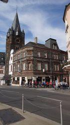 Typisches Haus in Bernkastel-Kues