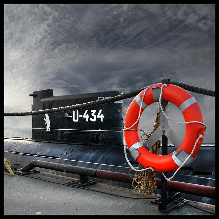 ° U -434 *