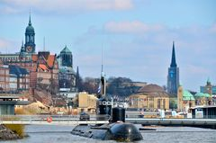 U-434 goes Kirchentag