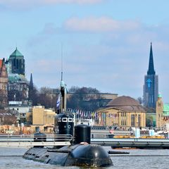 U-434 goes Kirchentag II