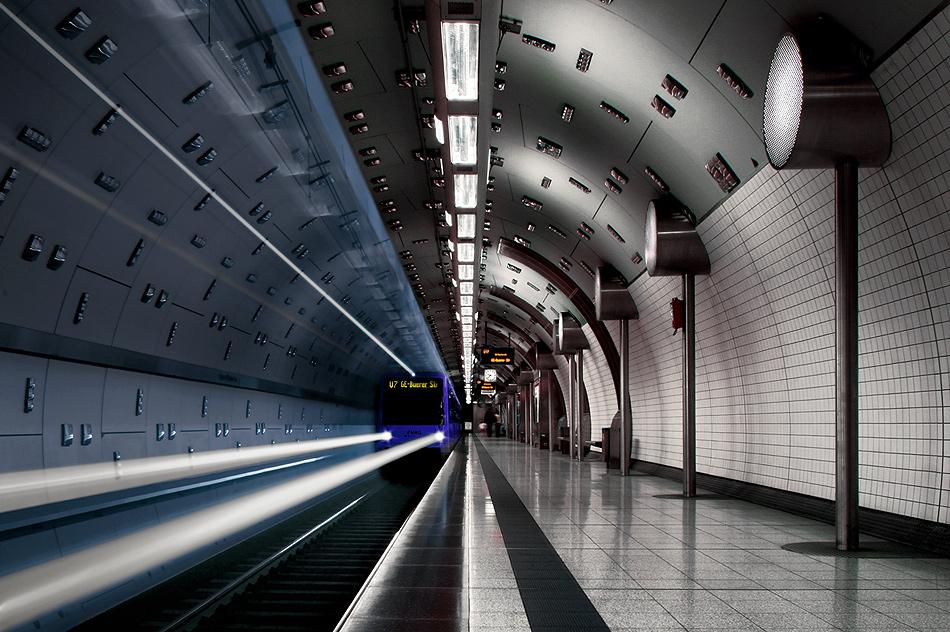 U 7 Blue Line