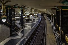 U-B-Station Rathaus Spandau
