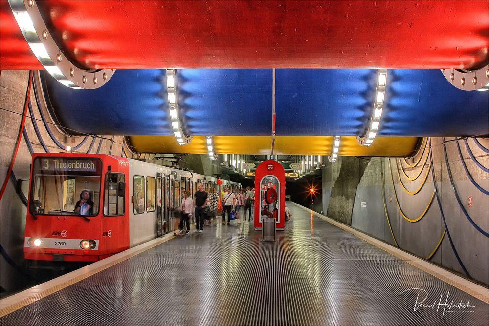 U-Bahn Äußere Kanalstr.