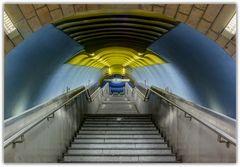 U-Bahn Aufgang