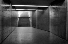 U-Bahn Ausgang (Analog)