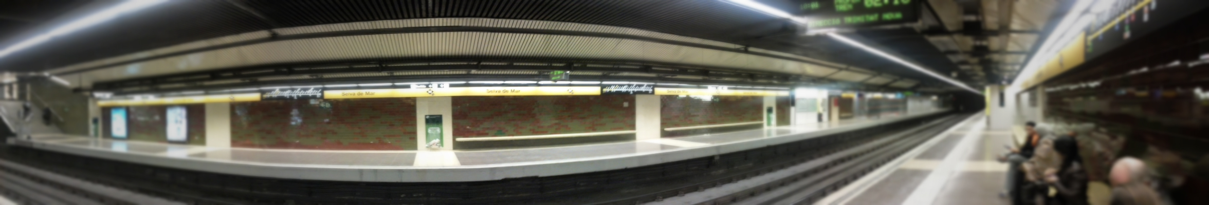 U-Bahn Barcelona