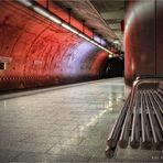 U-Bahn Bochumer Verein / Jahrhunderthalle