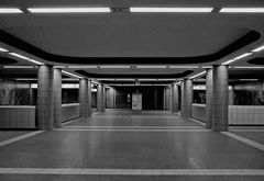 U -Bahn Eingang ( Analog )