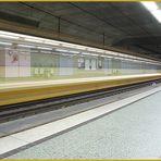 U-Bahn Essen Martin Str