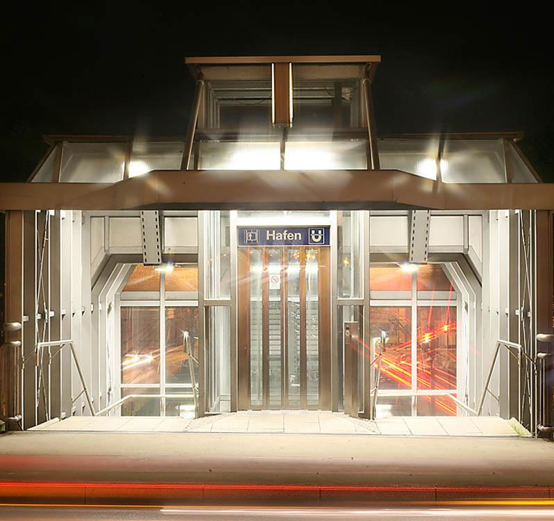 U-Bahn Hafen Dortmund