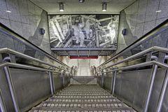 U-Bahn Haltestelle Consolidation