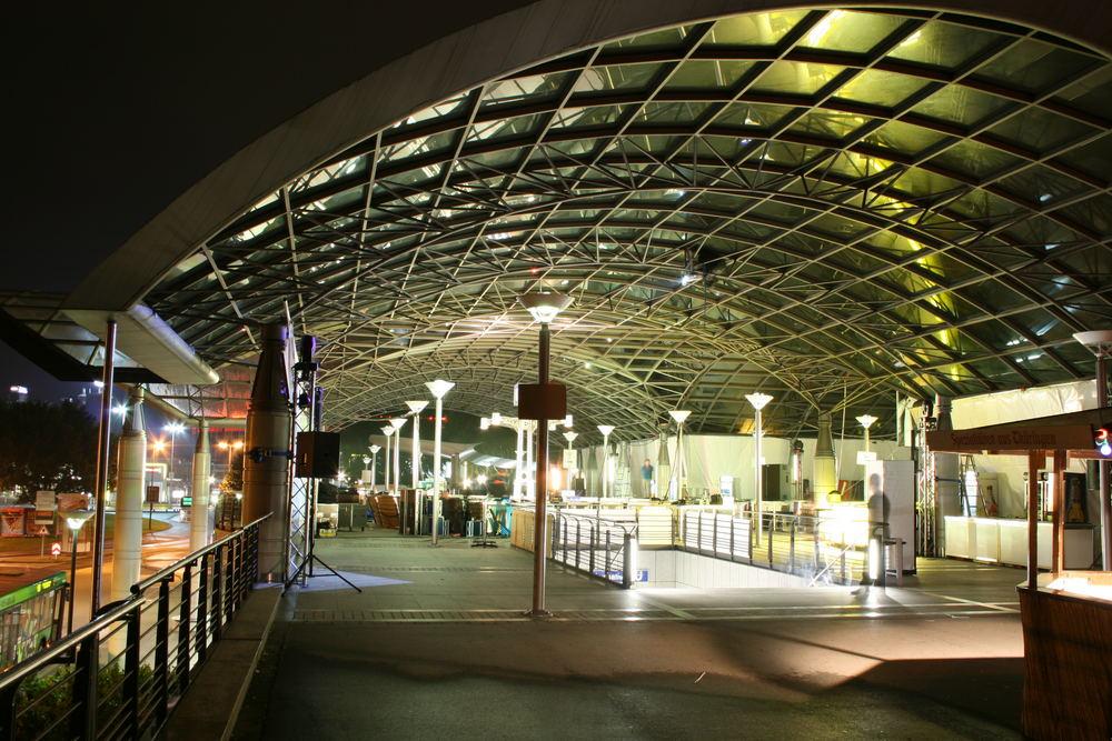 U-Bahn Haltestelle Westfalenhallen 2