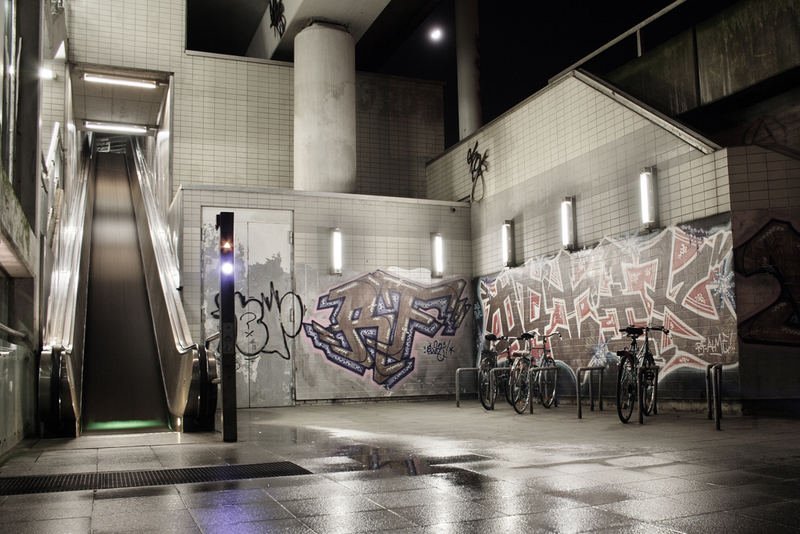 U Bahn Hustadt Bochum