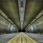 U-Bahn im Veedel .....