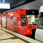 U-Bahn in Düsseldorf