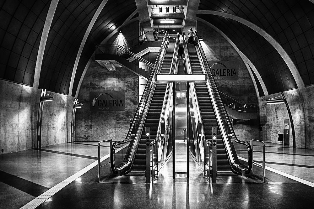 U-Bahn Köln Heumarkt #2