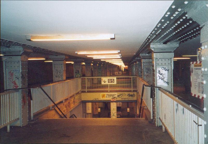 U-Bahn Lichtenberg
