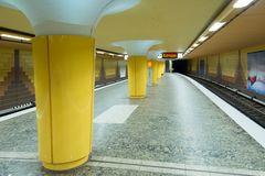 U Bahn Messberg