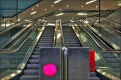 * U-Bahn Messe ~
