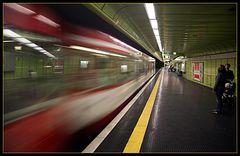 U-Bahn Station Bonn-Universität