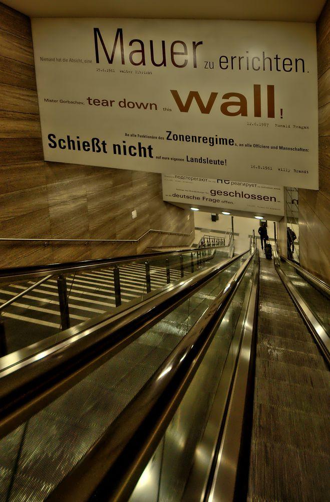 U-Bahn-Station Brandenburger Tor