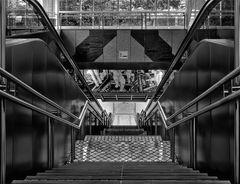 U-Bahn Station GE - Zeche Consolidation 1