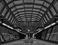 U-Bahn Station GE - Zeche Consolidation