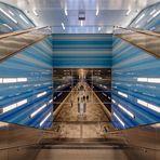 U-Bahn Station HH - Hafencity -  Annahme bei den Deutschen Fotomeisterschaften 2017 beim DVF e. V.