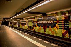 U-Bahn Station Jungfernheide