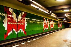 U-Bahn-Station Mierendorff-Platz, Berlin