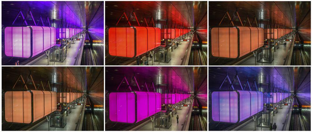 U-Bahn Uni Hafencity