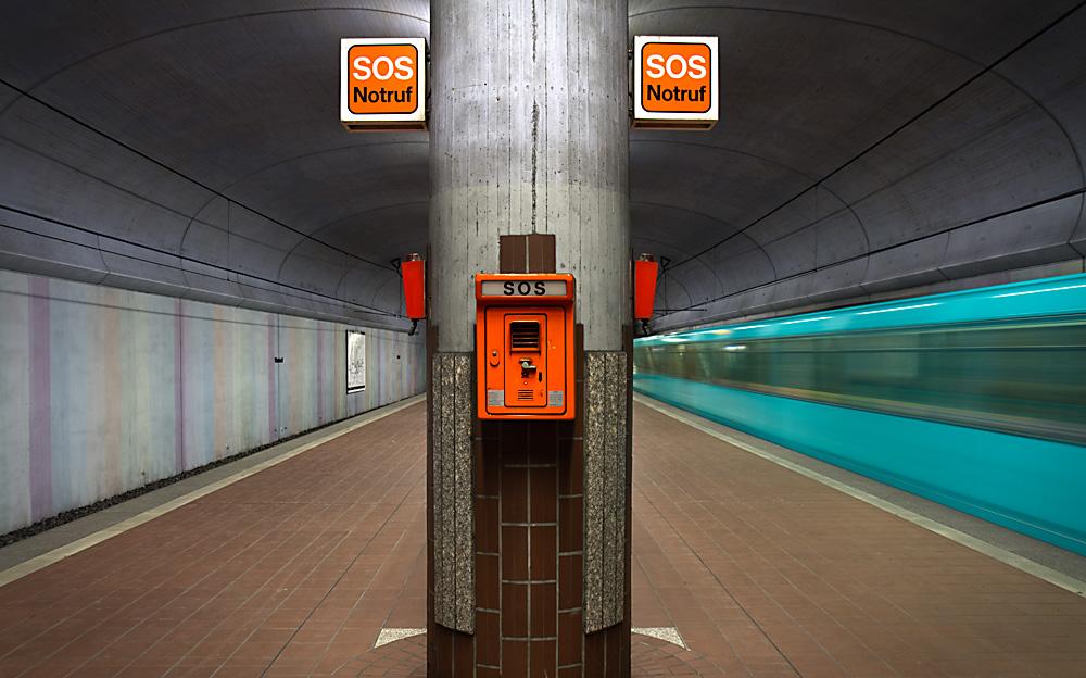 U-Bahn Westend