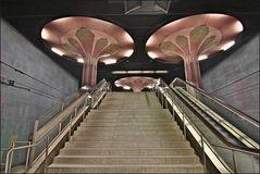 * U-Bahn Westend *°*