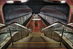 * U-Bahn Westend *°