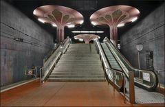 °* U-Bahn Westend *°