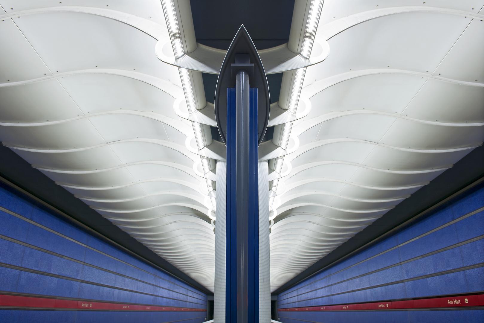 "U-Bahnhof ""Am Hart"""